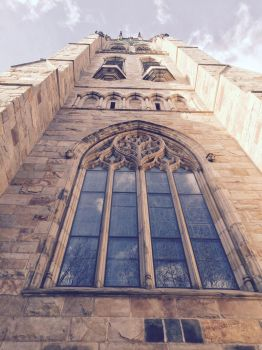 Yale university by thedevilwearstophats