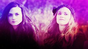 Lydia and Allison in pilot by spasojevicsara