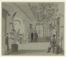 William  Waud: Sherman in Savannah (restoration) by AdamCuerden