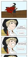 APH - English Pirates by cutepiku