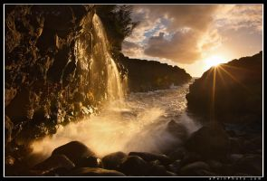 Fire Falls Reprise by aFeinPhoto-com