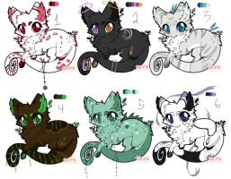 adoptables OPEN by Allycat-adopts