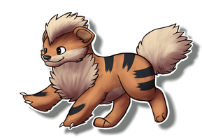 at growlithe by Karoopa