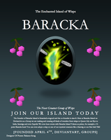 Baracka Island  -  [Poster] by Balance-Song