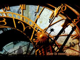 Time is running out by drillina