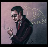 Crowley by Clueedo