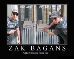 Zak and Public Condoms XD by sclirada