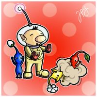 Pikmin by WhyDesignStudios