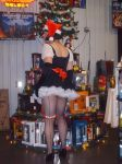 Santa's Little French Maid 4 by doctorderanged