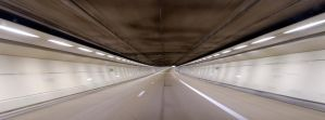 The tunnel speed by hmn