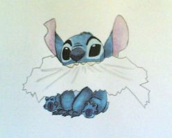 Stitch by giulal