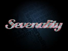 Sevenality - Typography 3 by fiyah-gfx