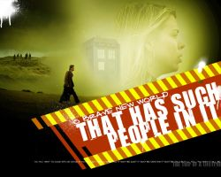 Doctor Who: Brave New World by Estel