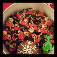 These Cookies Have A Short Life Expectancy by MyntKat