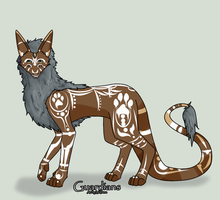 WhiteWinterWolf  : Angie by GuardianAdoptables