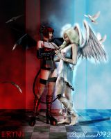Angels and Devils by Erynn83