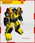 AUTOBOT SUNSTREAKER by F-for-feasant-design