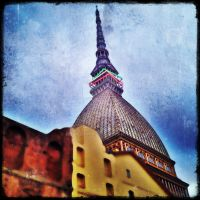 Mole Antonelliana by rubicorno