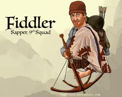 Fiddler: Sapper, 9th Squad by YapAttack