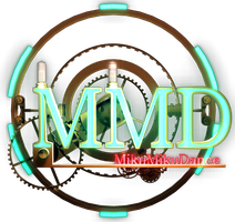 MMD Sign Render by MissingPixieSticks