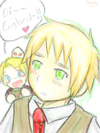:APH: Oi, England 8D by s-a-n-d-y
