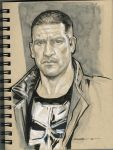 Punisher-Bernthal by Kevin-Sharpe