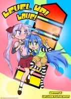 Lucky Star Fanfic - KxK by JigokuHana