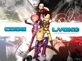 Code Lyoko Wallpaper by BelievingIsSeeing