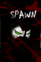 Spawn Poster - More Blood by ReverseNegative