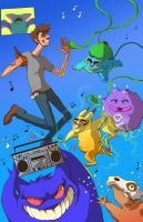 Pokeparty! by Buuya