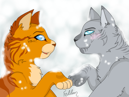 Winters day by CoffeeBooksCats