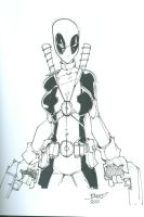 Lady Deadpool by Rantz by bairdduvessa