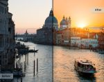 HDR Enhancements Collection - Venice's Sunset by Sleeklens