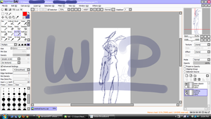 .:: WIP, WIP, WIIIP~! ::. by Ask-Zira