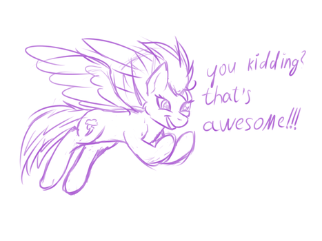 Awesome by ReyRayder