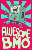 Smiley bmo by reymonstruo