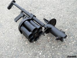 RG-6 grenade launcher 10 by Garr1971