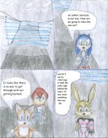 sonic's night mare pg 90 by spark300c