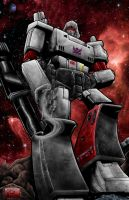 megatron by toddrayner