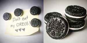 Mini Oreo Magnets by CreativeAbubot