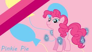 Pinkie Pie Wallpaper 2 by ChillyBilly4