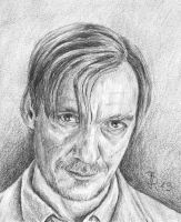 Remus Lupin by LoonaLucy