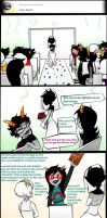 Ask john egbert 88 by LeijonNepeta