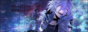Facebook Cover - Accelerator by lolSmokey