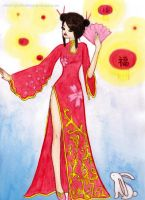 Chinese New Year 2011 by fatpear