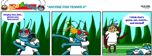 B'n'F - Anyone For Tennis II by BluebottleFlyer