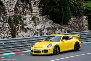 Speed Yellow by Attila-Le-Ain