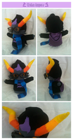 Eridan Plushie by Blubble-The-Blubs