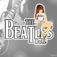 +TheBeatles Doll.psd by HillyTutorials