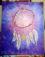 Dream Catcher by pandamel